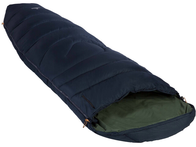 Nomad Cliff Sleeping Bag grey/blue